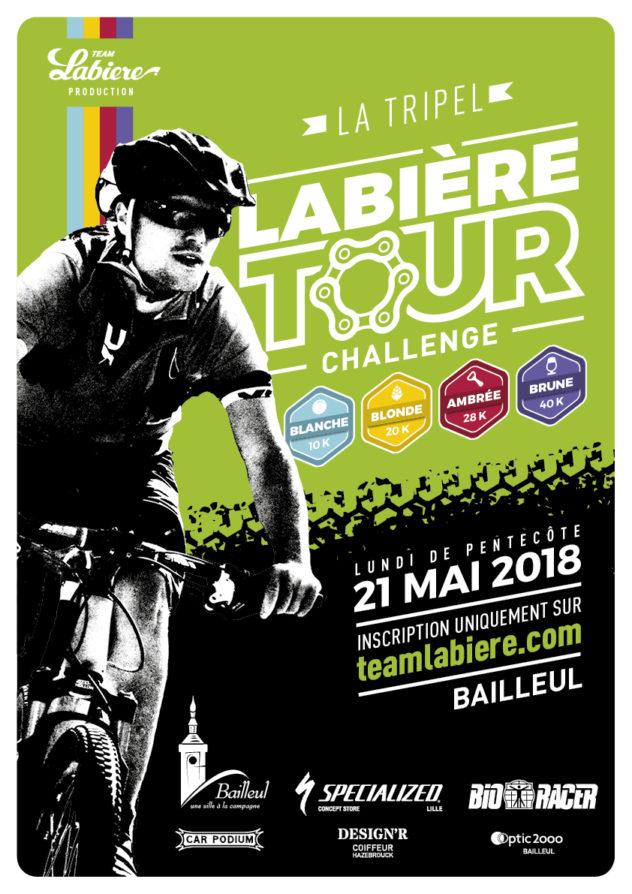 Labiere tour challenge